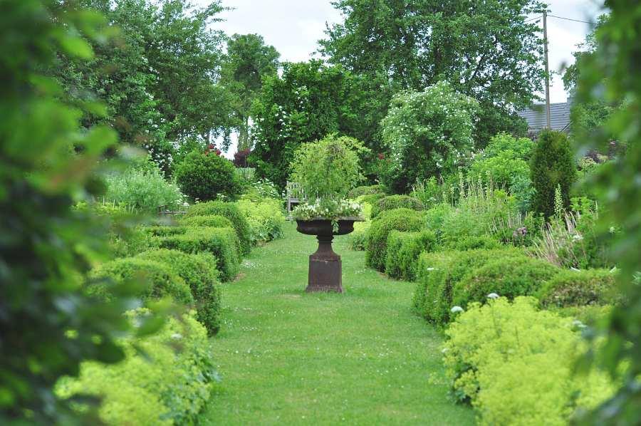 Barockgarten Kis